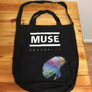 Handbags - MUSE The 2nd Law canvas bag